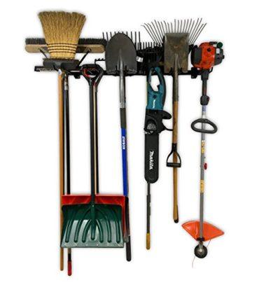 Omni Tool Storage Rack - Max | Wall Mount Tools Home & Garage Storage