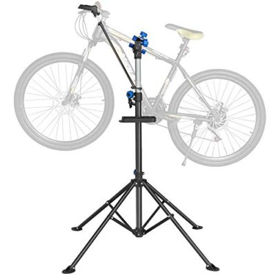 "Yaheetech Adjustable 52"" to 75"" Pro Bike Repair Stand w/Telescopic Arm"