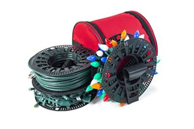 Santa's Bags Install N Store Light Storage Reels and Wire Spool