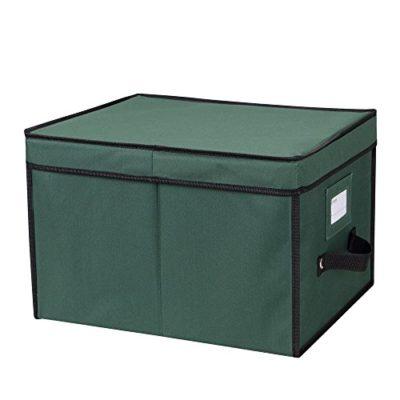 Primode Xmas Light Box Organizer | Holiday Light Storage Box