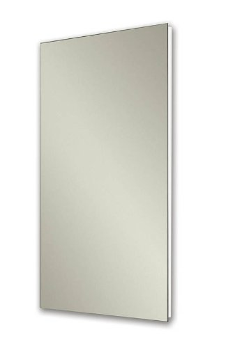 Cove Single-Door Recessed Mount Frameless Medicine Cabinet