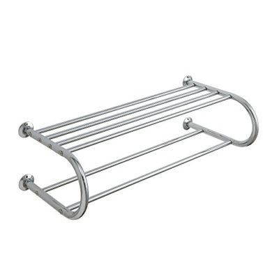 Organize It All 1750W-1 mounted chrome shelf