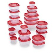 Rubbermaid 2065352 Easy Find Lids Food Storage Container, 42 Piece