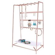 4 Tier Jewelry Organizer Holder