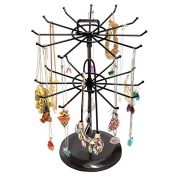 Jewelry Organizer Tower Necklace Tree Bracelet Display Stand
