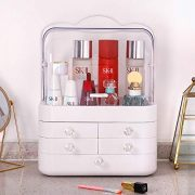 Sooyee Makeup Organizer, Modern Jewelry and Cosmetic Storage