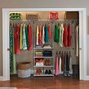 ClosetMaid Closet Maximizer, White