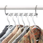 Wonder Hanger Platinum, Space-Saving Closet Organizers