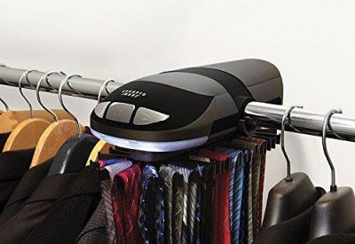 Sharper Image Motorized Tie Rack