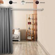 """Rod Desyne 1"""" Adjustable Room Divider Rod with Socket Set"""