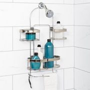 Zenna Home, Expandable Over-The-Showerhead Caddy