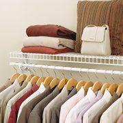 ClosetMaid SuperSlide Ventilated Shelf Kit with Closet Rod