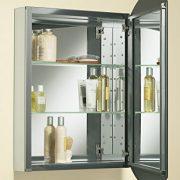 KOHLER Archer Frameless 20 inch x 31 inch Aluminum Bathroom Medicine Cabinet