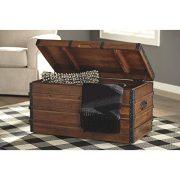 Ashley Furniture Signature Design - Kettleby Storage Trunk