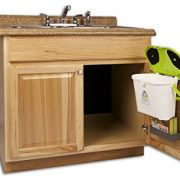 Kitchen Compost Caddy Cabinet Mounted Compost Bin