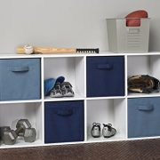 ClosetMaid Cubeicals Organizer, 8-Cube, White