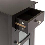 Best Choice Products Multipurpose Bathroom Floor Storage Space