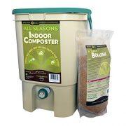 SCD Probiotics K100 All Seasons Indoor Composter Kit