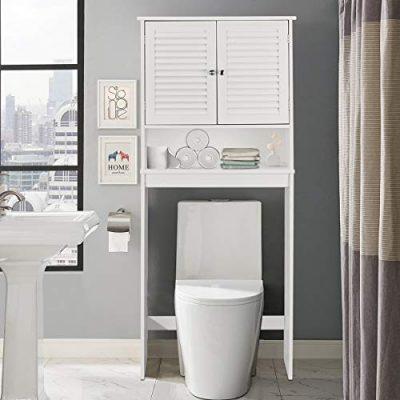 Giantex Bathroom Over-The-Toilet Space Saver Storage
