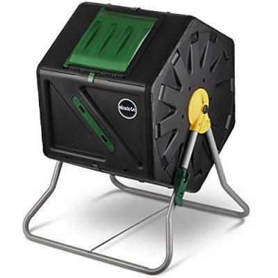 Miracle-Gro Single Chamber Outdoor Garden Compost Bin