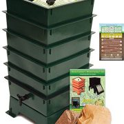 Worm Factory 5-Tray Worm Composting Bin + Bonus