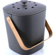Bamboozle Food Composter, Indoor Food Compost Bin