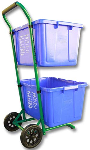 Recycle Carts for Recycle Bins Robust for Simple Recycle Bin Moving