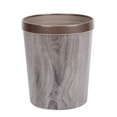 WOLFBUSH 12L Trash Can Durable Garbage Can Waste Basket