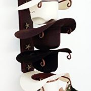 American Made Cowboy Hat Holder Star
