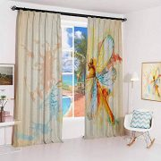 GUUVOR Dragonfly Sun Protection Insulated Bedroom Living Room