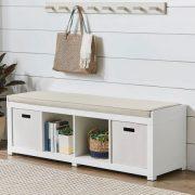 Better Homes and Gardens Storage Organizer Bench