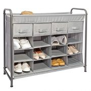 JustRoomy 16 Cubby Home Storage Organizer