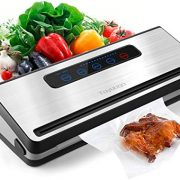 Upgraded Vacuum Sealer Machine, Toyuugo Automatic Vacuum Air Sealing System