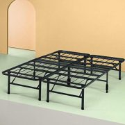 Zinus Shawn 14 Inch SmartBase Mattress Foundation / Platform Bed Frame