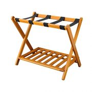Stony-Edge Luggage Rack Suitcase Stand for Guest Room
