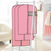 SBARTAR Hanging Garment Bags for Storage Organizer Dust Covers