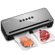 Bonsenkitchen Vacuum Packing Machine for Foods, Vacuum Sealer