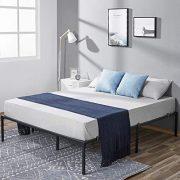 Bed Frame Full 14 Inch Heavy Duty Metal Bed Frame Mattress Frame