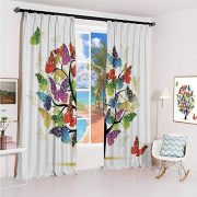 GUUVOR Tree of Life Sun Protection Insulated Bedroom Living Room