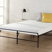 Zinus 14 Inch Bifold Platform Bed Frame/Folding Mattress Foundation/Strong Steel