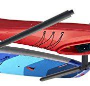 YUANSHI Ski & Snowboard Ceiling Storage Rack - Double SUP & Surf Ceiling
