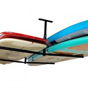 StoreYourBoard Double SUP & Surf Ceiling Storage Rack