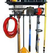 StoreYourBoard Garage Pro Tool Storage Rack, Equipment Organizer