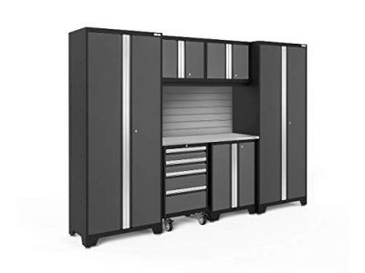 NewAge Products Bold Series 3.0 7-Piece Set, Garage Cabinets