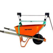 StoreYourBoard Wheelbarrow Ceiling Storage Hoist, Hi Lift Home and Garage