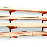 Bora Portamate Wood Organizer & Lumber Storage Metal Rack