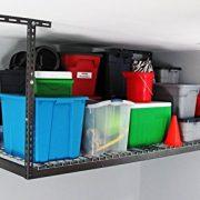 MonsterRax Factory Seconds 4x8 Overhead Garage Storage Rack