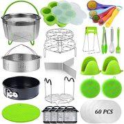 23 Pcs Pressure Cooker Accessories Set Compatible with Instant Pot Accessories
