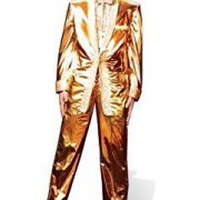 Star Cutouts, Elvis Presley (Gold Lamé Suit), Cardboard Cutout Stand-Up