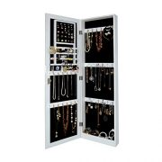 Wall Mount Jewelry Armoire Wooden Over The Door Cabinet